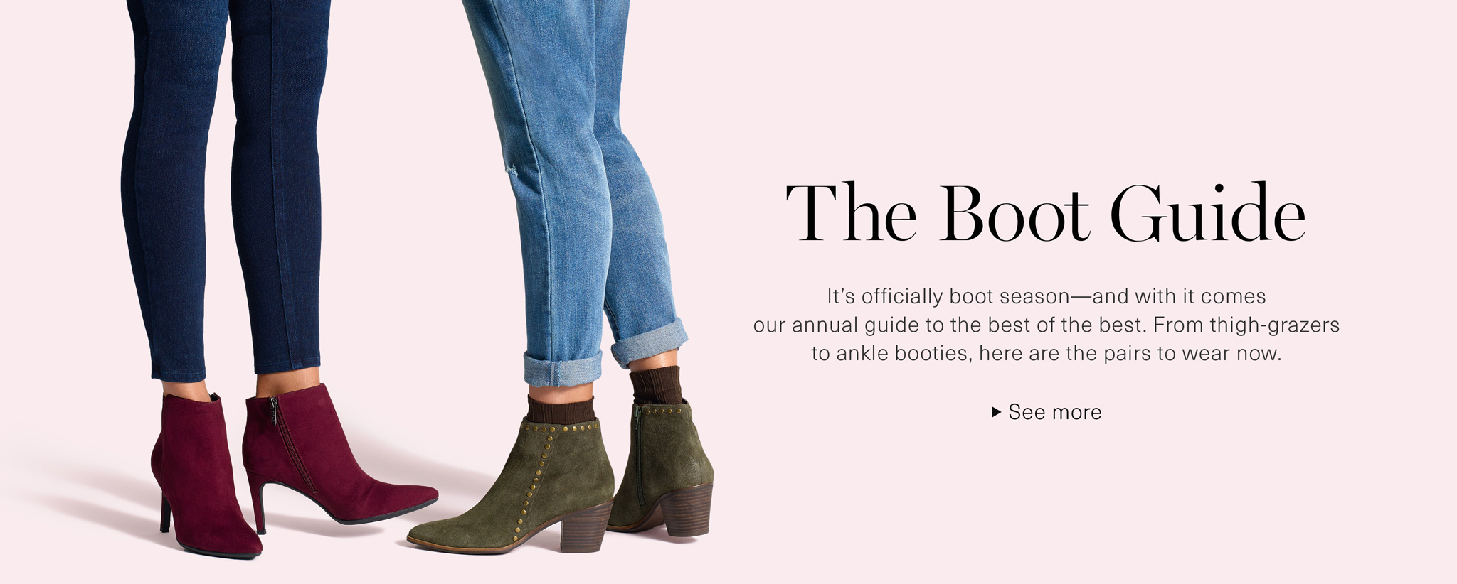 Women's Boot Guide