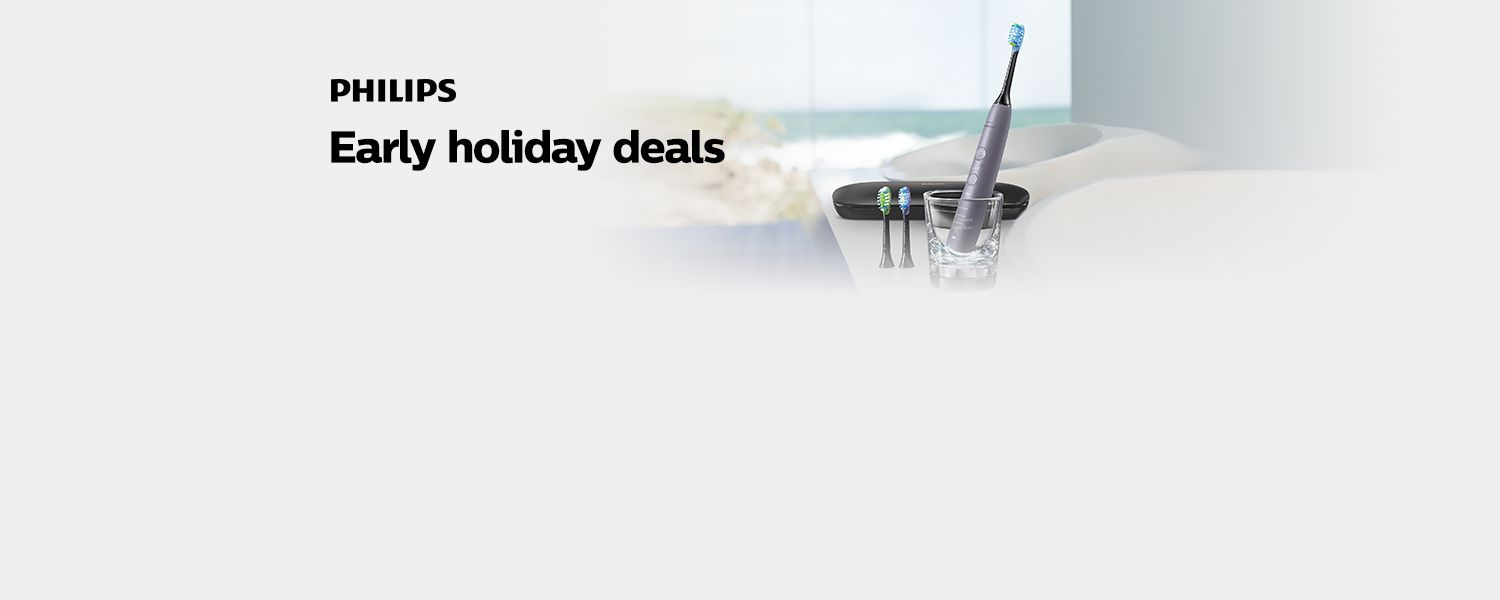 Countdown to Black Friday with Philips