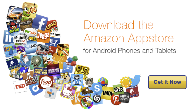 Amazon Appstore for Canada