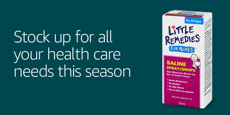 Stock up on health care products