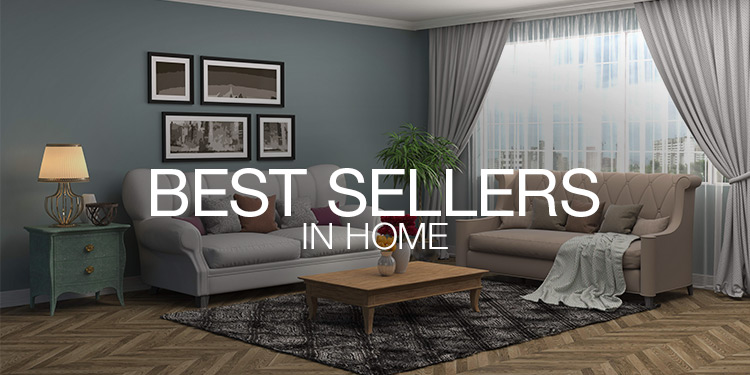 Best sellers in home
