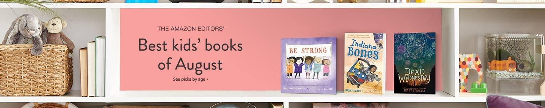Amazon Editors' Best Books of August