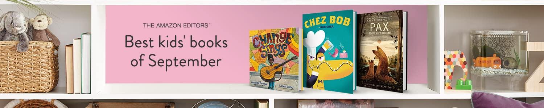 Amazon Editors' Best Books of September