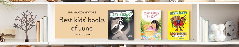 Amazon Editors' Best Books of June