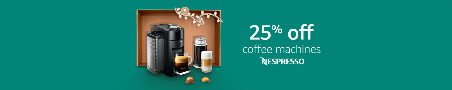 Cyber Monday Deals by Nespresso