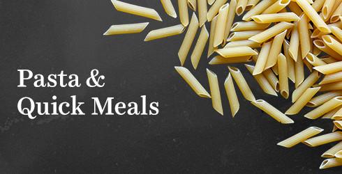 Pasta & Quick Meals