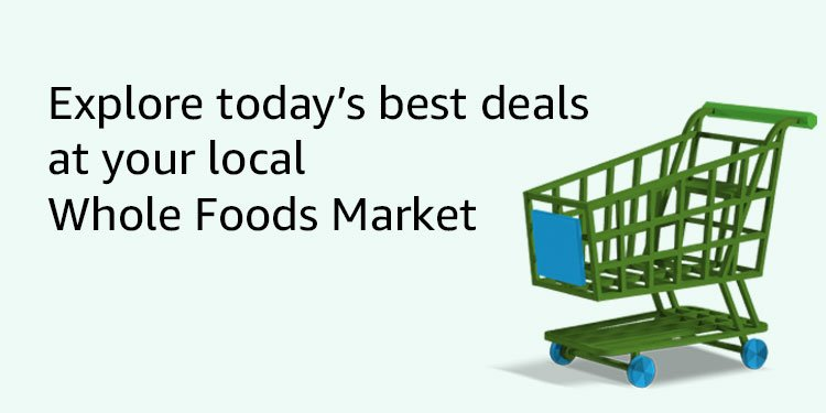 Whole Foods Local Deals
