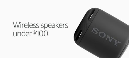 Speakers Under $100