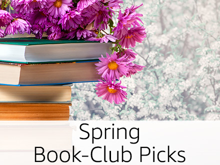 Spring Book-Club Picks