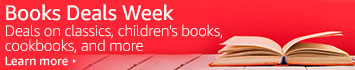 Boks Deals Week: Deals on classics, children's books, cookbooks, and more