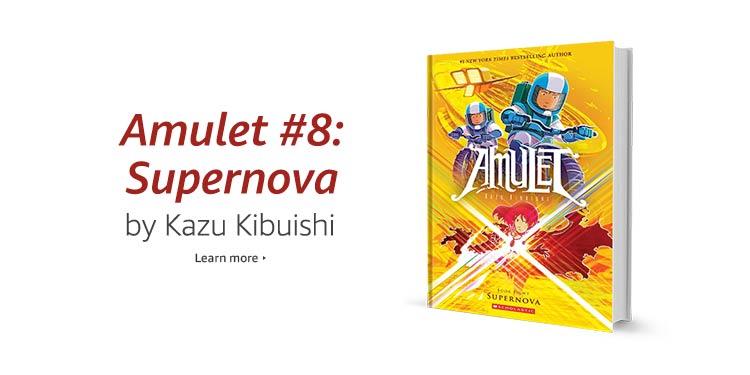 Amulet #8