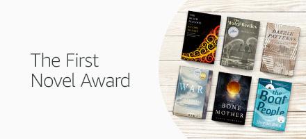First Novel Award Shortlist