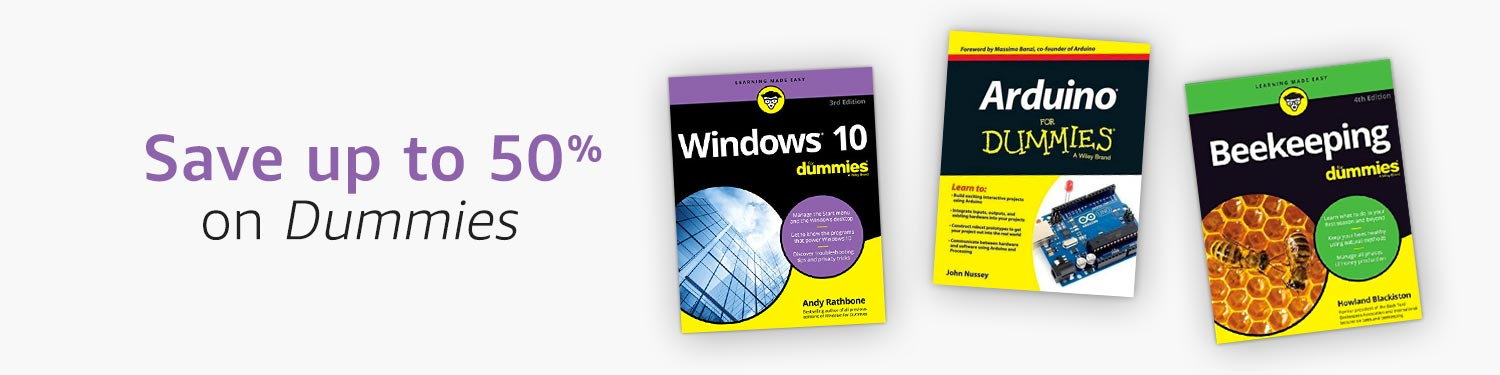 Learning Made Easy with Dummies