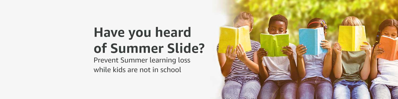 Summer Slide Shop