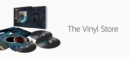 The Vinyl Store