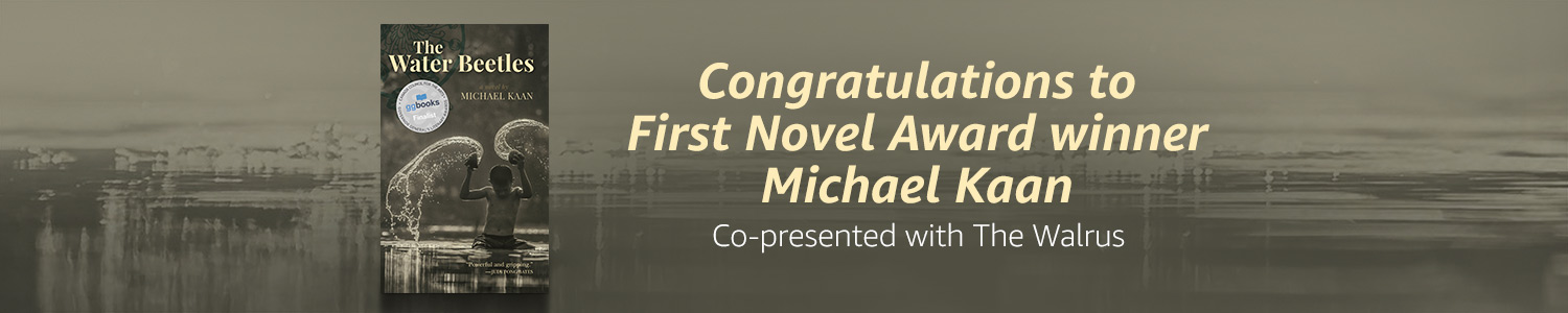 First Novel Award Winner