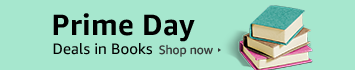Prime Day Deals in Books