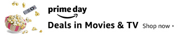 Prime Day Deals in Movies and TV