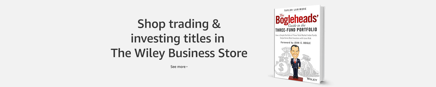 Shop trading and investing titles in The Wiley Business Store