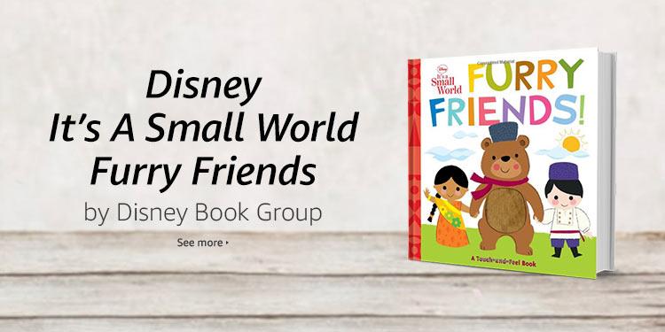 Disney It's A Small World Furry Friends
