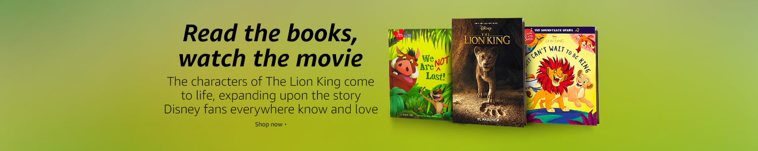 The Lion King books