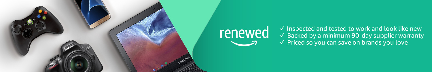 Amazon Renewed