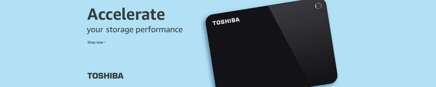 Toshiba | Accelerate your storage performance