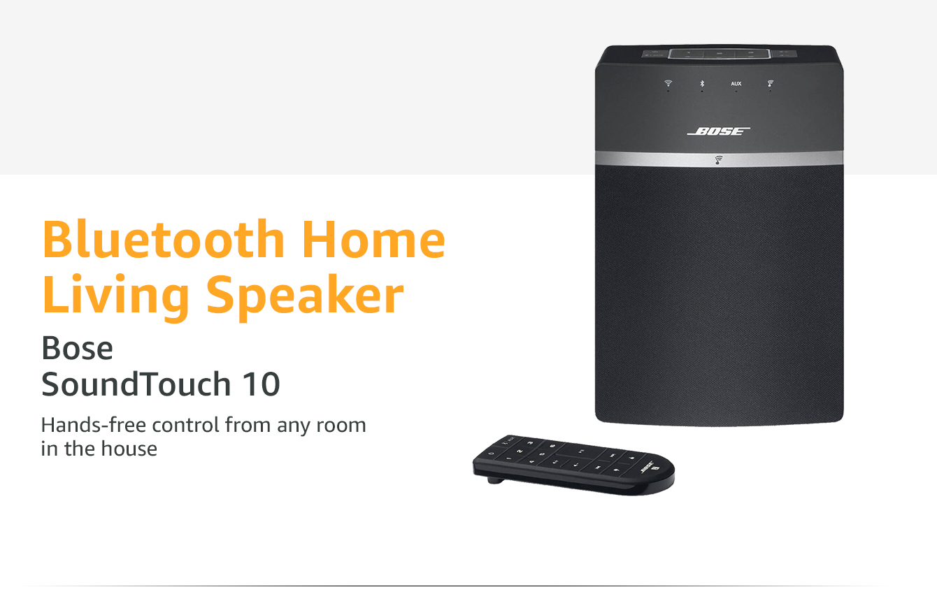 Bluetooth Home Living Speaker