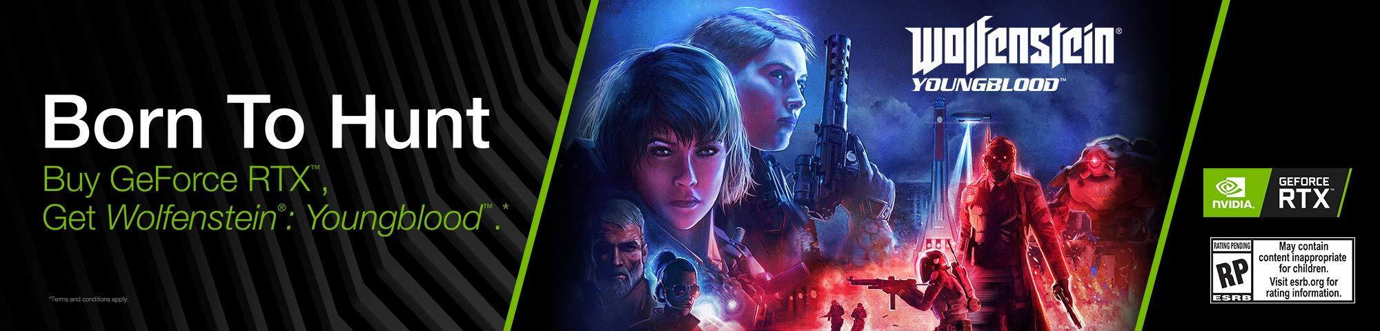 Nvidia Wolfenstein Free Game Code