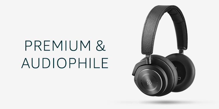 Premium & Audiophile Headphones