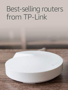 Best-selling routers from TP-Link