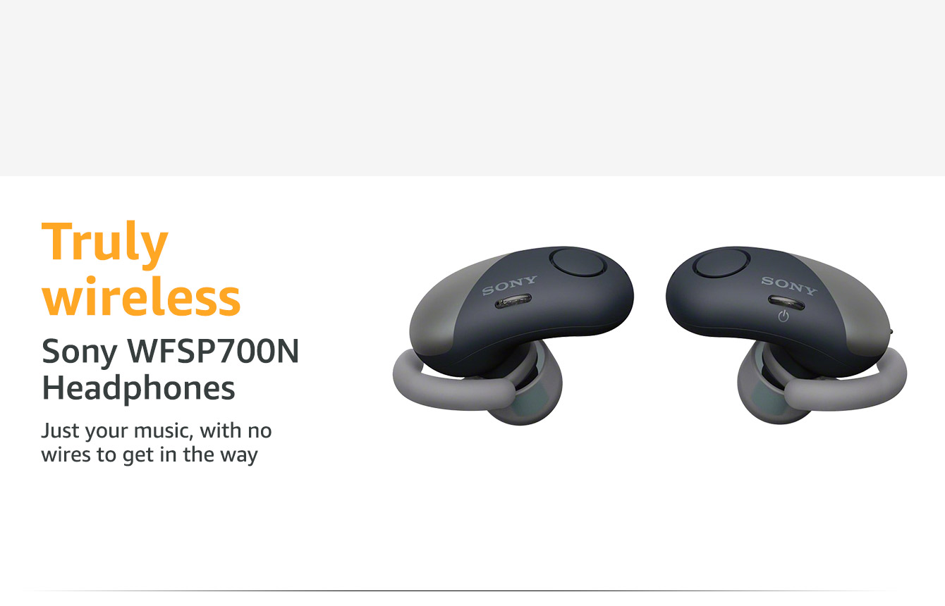 Truly wireless