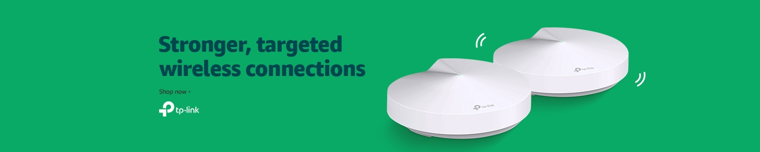 tp-link | Stronger, targeted wireless connections