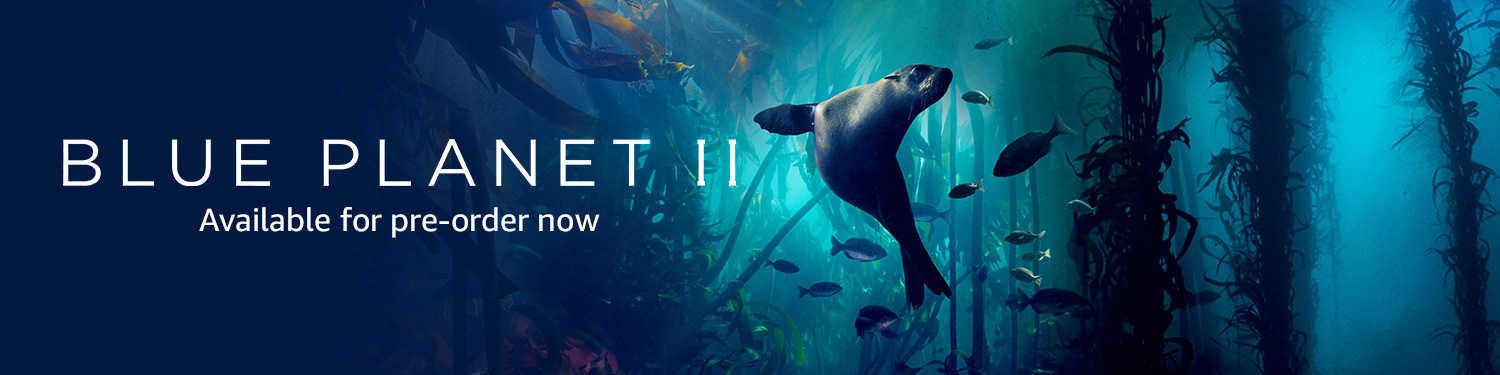 Blue Planet II | Pre-order Now