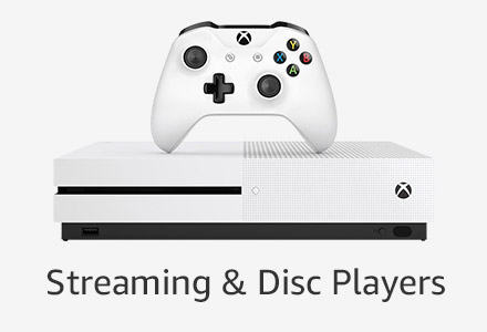 4K Streaming & Disc Players