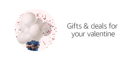 Gifts & Deals for your valentine