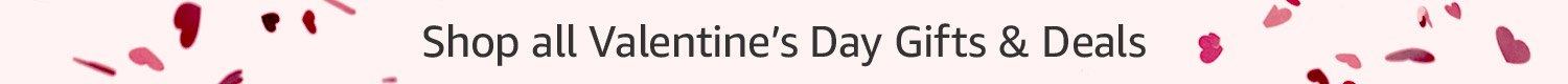 Shop all Valentine's Gifts & Deals