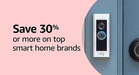 Save 30% on Smart Home