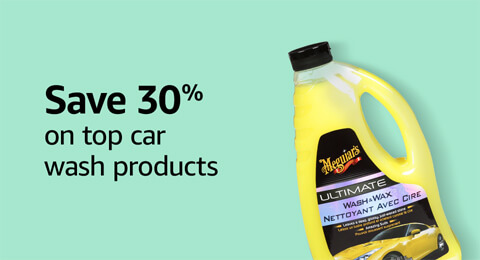 Save on Car wash products