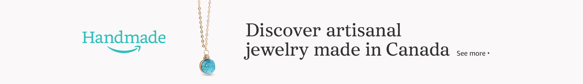 Discover artisanal jewelry made in Canada