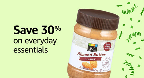 Save 30% on everyday essentials