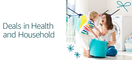 Deals in Health and Household