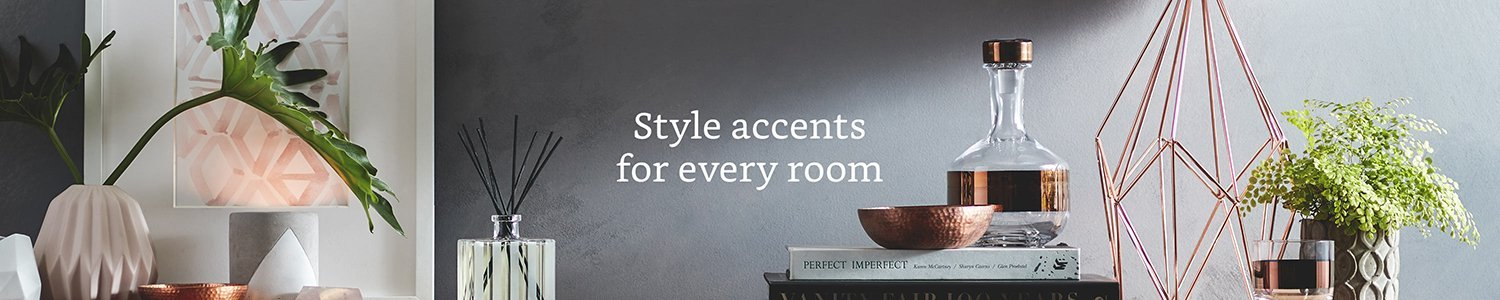 Accents for every room