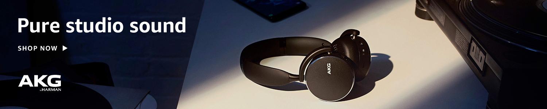 Pure studio sound | AKG Headphones