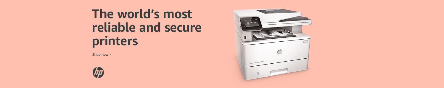 HP: The worlds most reliable and secure printers