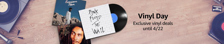 Vinyl Day 2018