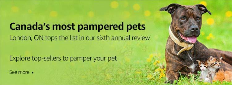 Amazon ca: Pet Supplies