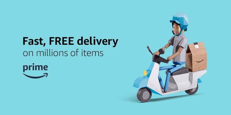 Fast, free delivery on millions of items. Explore Prime Delivery