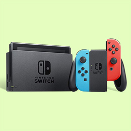 Save $50 on the Nintendo Switch + Joy Con Bundle