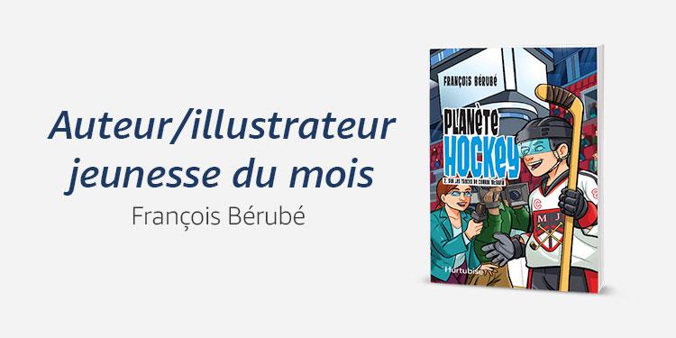 Auteur/illustrateur jeunesse du mois